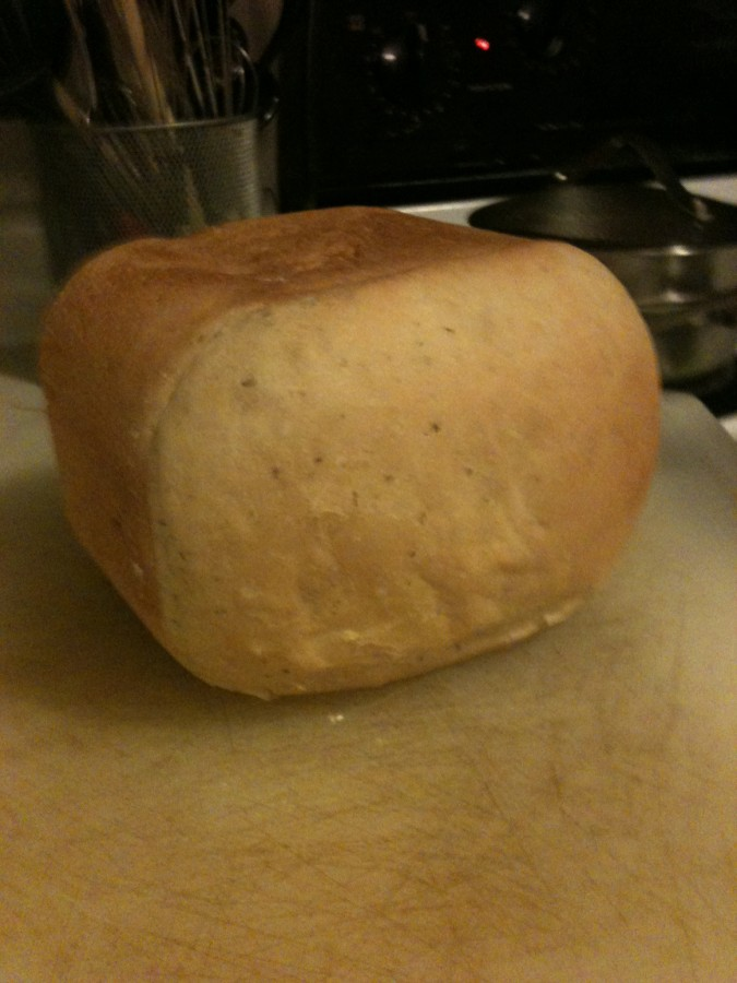 Italian Oregano Bread Recipe