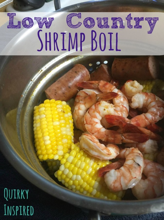 This low country shrimp boil recipe is enough to feed an army, plus it ...