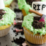 Halloween Cupcakes: Graveyard Cupcakes to Spook Your Guests