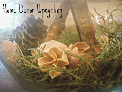 Upcycling Home Decor