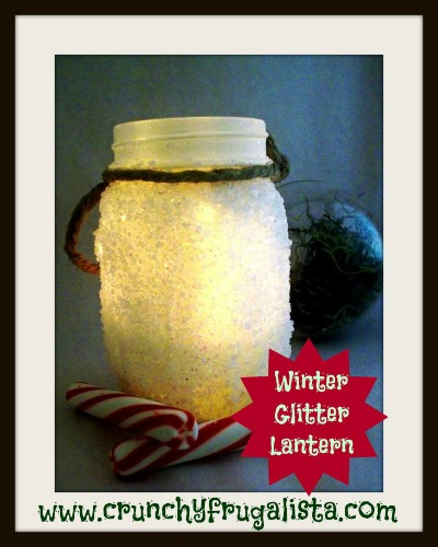 Christmas Crafts with Ball Jars