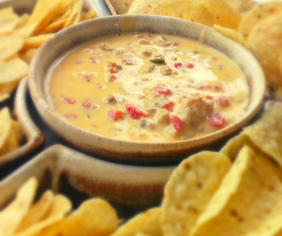 Cheese Dip in a Slow Cooker