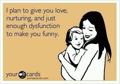 Funny Parent Ecard