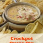 crockpot queso dip
