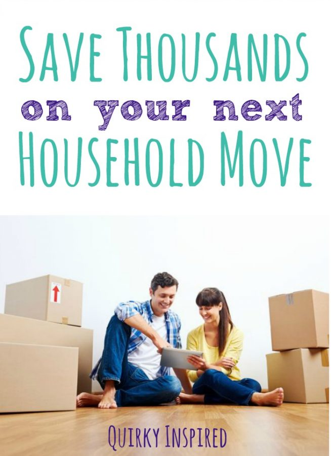 10 Ways How to Save Money Moving