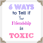 Toxic Friendship