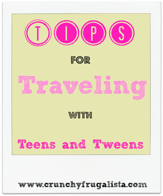 Family Vacations: Tips For Traveling With Teens And Tweens