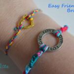 Easy Kids Camping Crafts: Friendship Bracelets