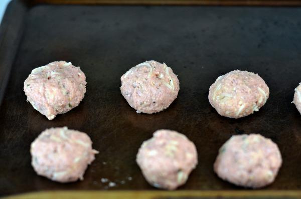 Chicken Meatballs recipes