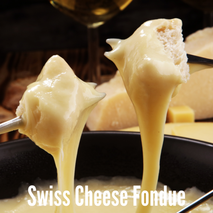 Fondue Recipes with Swiss Cheese