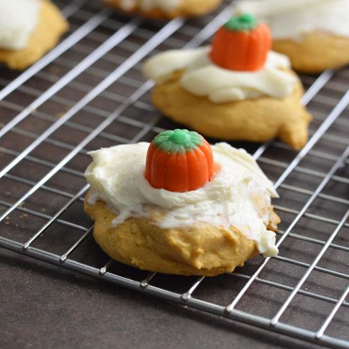 pumpkincookiesfoodsites