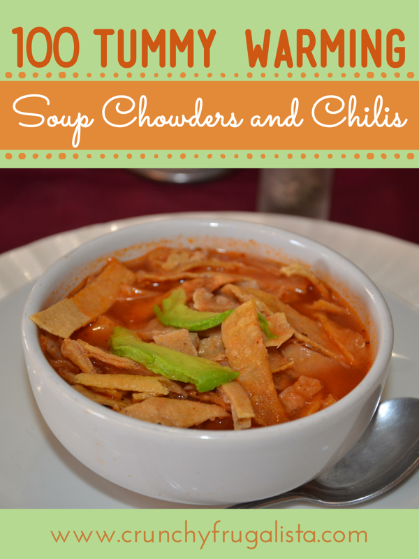 100 Delicious Soups, Chowders, and Chilis
