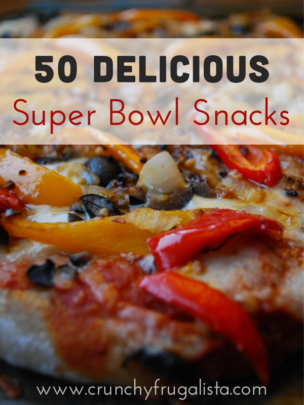 50 Delicious Super Bowl Snacks