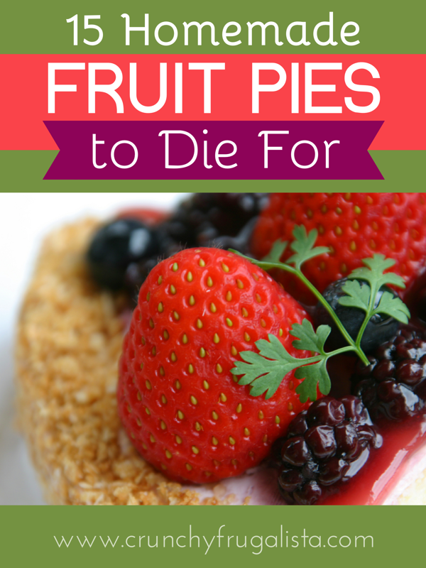 Celebrate Pi Day with 15 Delish Fruit Pies!