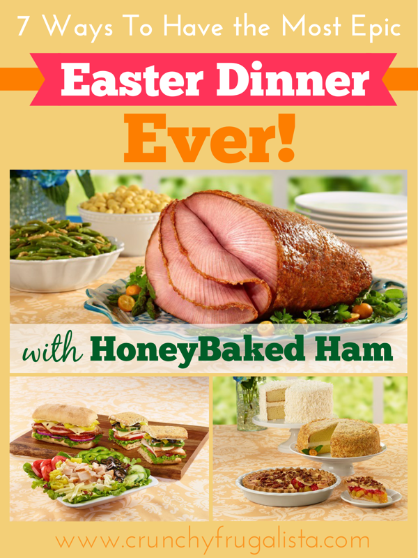 7 Ways To Have The Most Epic Easter Dinner Ever With HoneyBaked Ham (1)