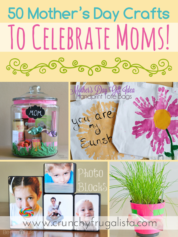 50Mother'sDayCraftsToCelebrateMoms
