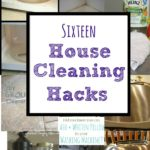 House a mess? Check out these 16 House cleaning hacks to save your day!
