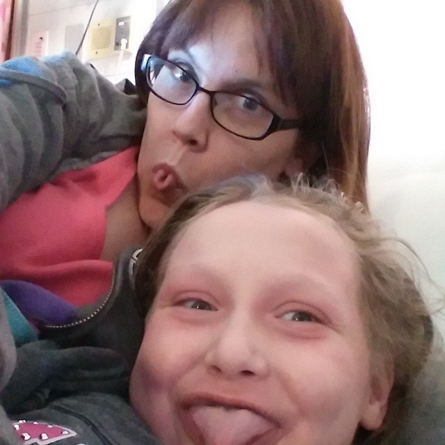 We are caged animals let us out of the hospital #silly #bored #kids #parenting #selfir