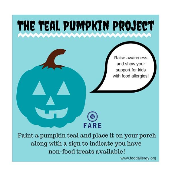 What's Wrong with the Teal Pumpkin Project