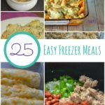 Share a Meal with Unilever and these 25 Easy Freezer Meals