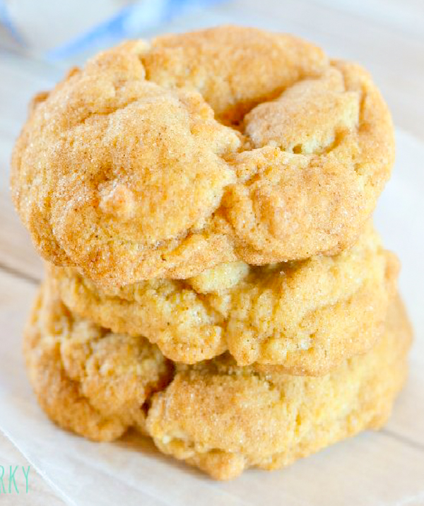 Snickerdoodles without cream of tartar are awesome for holiday cookie exchanges.