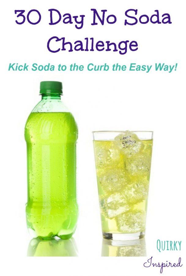 my challenge quit drinking sweet drinks
