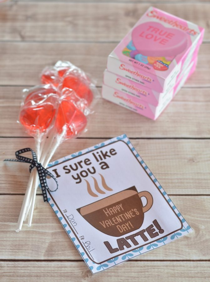 Super cute free printable valentines