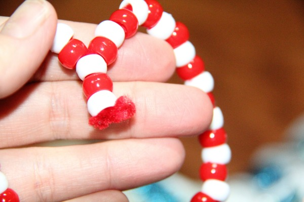 valentine's day for preschoolers- twist the end