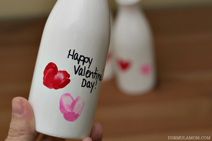 Adorable Valentine's Day crafts for preschoolers. How cute is this?