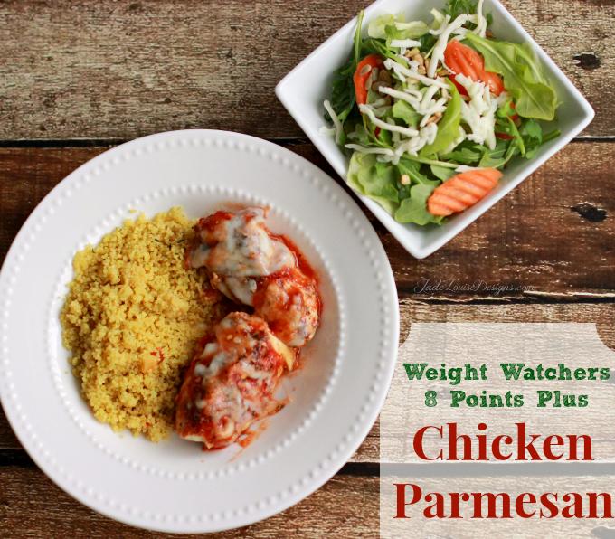 Weight Watchers Chicken Parmesan Recipe Low-Fat Funfetti Cheesecake ...