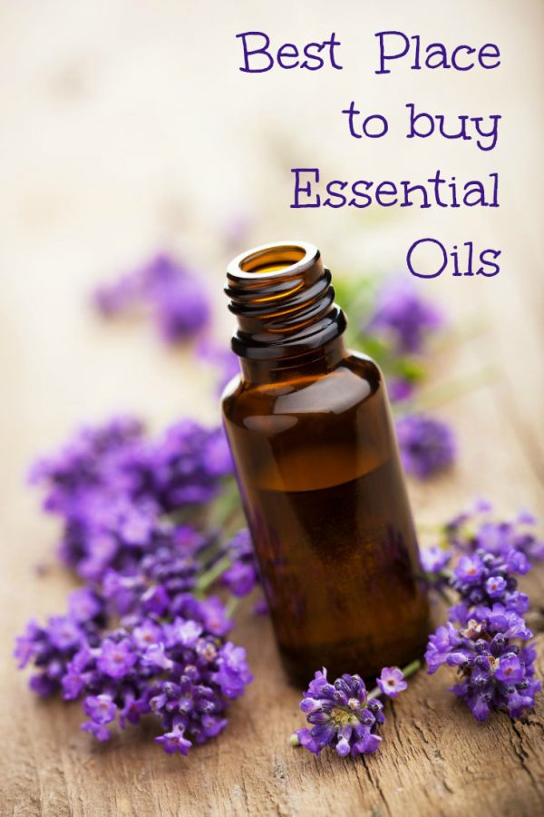 Best Place to Buy Essential Oils