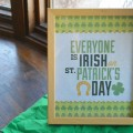Fun St Patricks Day printables to get your home into a festive Irish mood