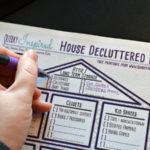 Great tips on how to declutter your house and there is even a free cleaning checklist!