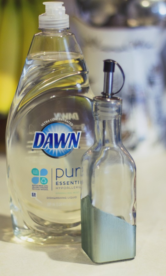 DIY Dish Soap Dispenser