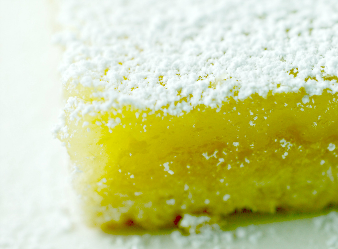 These homemade lemon bars are one of my favorite dessert bars. They are so delicious and easy to make
