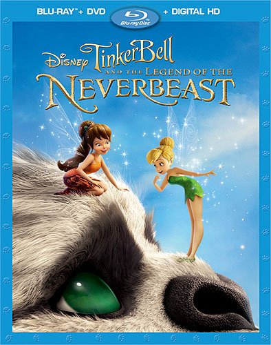 Tinkerbell and the Legend of the Neverbeast review. I love this movie!