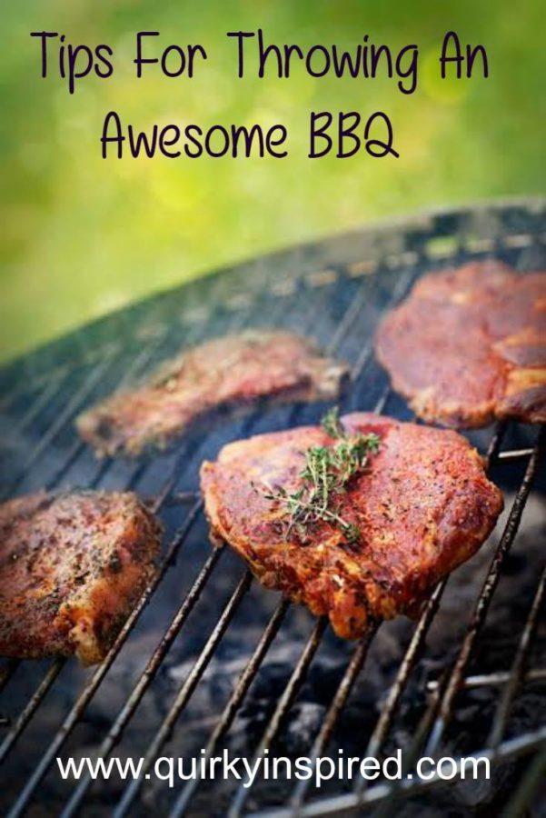 How To Throw An Awesome BBQ #KettlemanKicksAsh