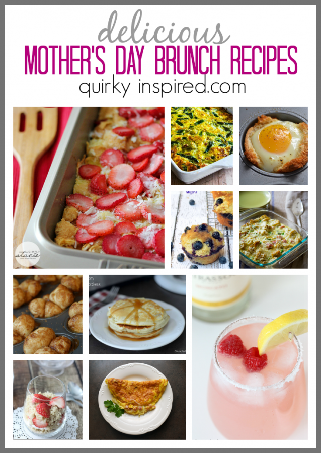 Delicious Mother's Day Brunch Recipes