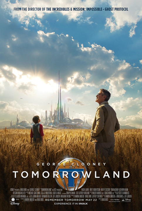 Check out the latest Tomorrowland Movie trailer plus info on my trip to the LA press junket