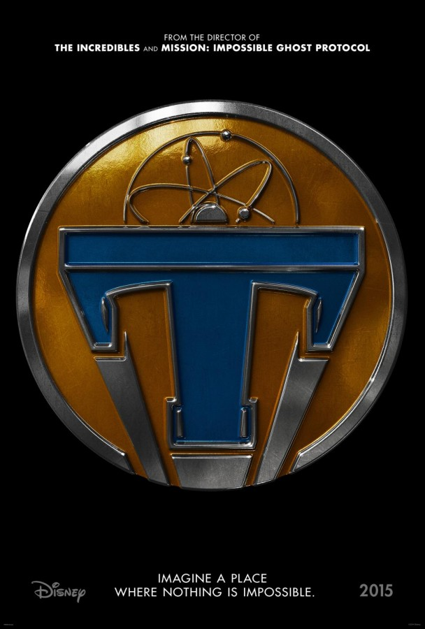 Check out the cool Tomorrowland preview at Disneyland, to get you excited about Tomorrowland coming to the screen on May 22nd!