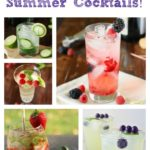 Love summer cocktails? Then check out these 50+ deliciously easy summer cocktail recipes!
