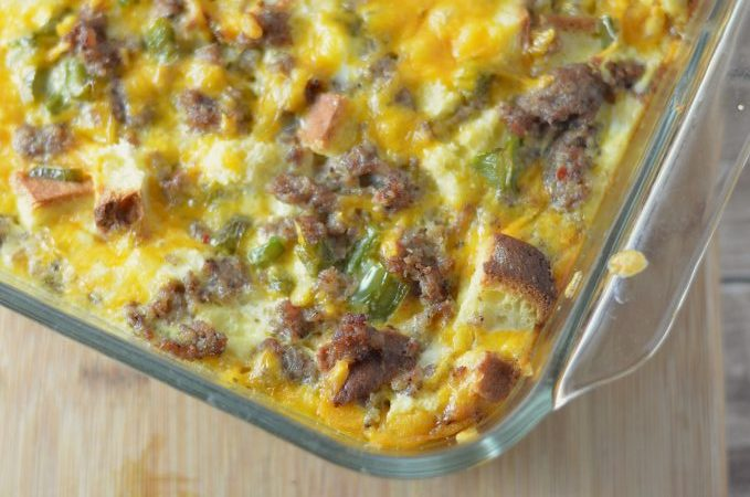 One Dish Breakfast Meals To Get In Your Belly Now!