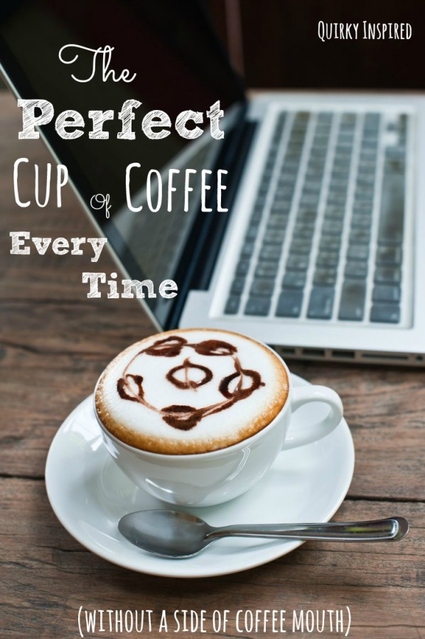 The Perfect Cup of Coffee Every Time (Without a Side of Coffee Breath)