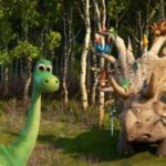 Living and Moving Like Dinosaurs in The Good Dinosaur