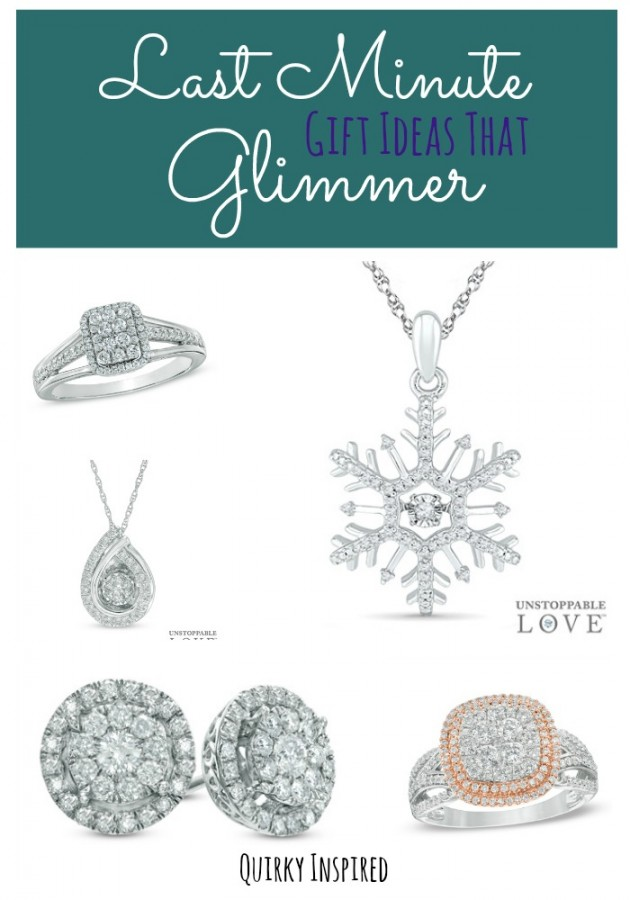 Looking for last minute gift ideas? Check out these beautiful last minute gifts that glimmer