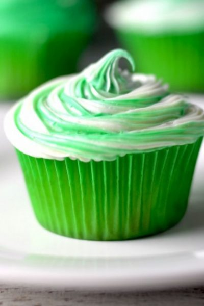 These Irish Cream cupcakes are a great recipe for St patrick's day. Plus they are easy to make