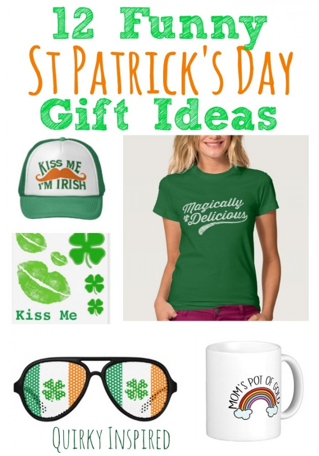 Love St Patrick's day? Then checkout these hilariously funny St Patrick's day gift ideas!