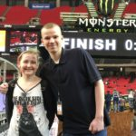 Check out what our family thought about Supercross live event in Atlanta