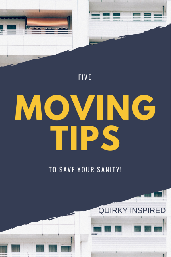 THESE FIVE MOVING HOUSE WILL NOT ONLY SAVE you money, but will save your sanity as well!
