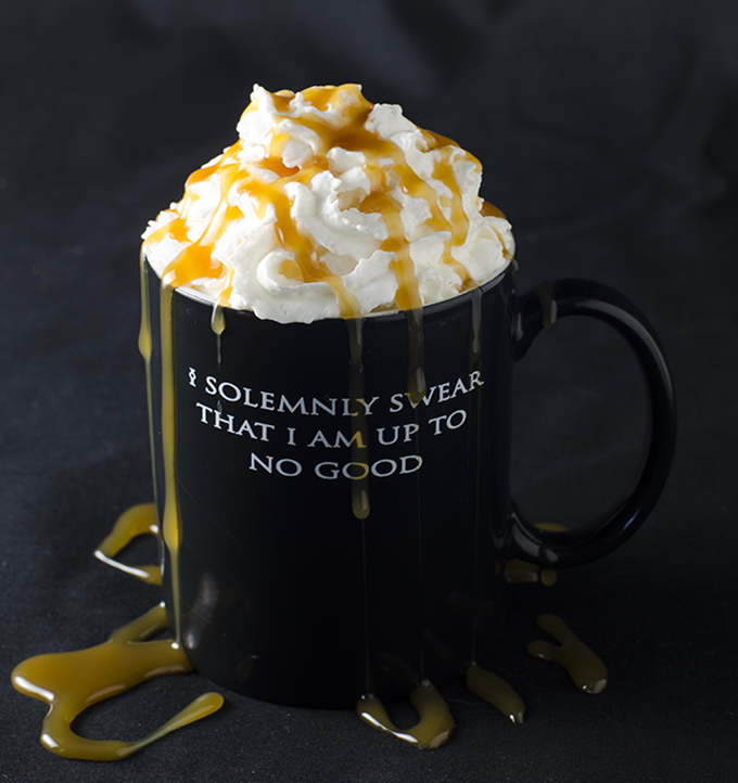 Butterbeer Latte Recipe To Magically Delight Your Taste Buds